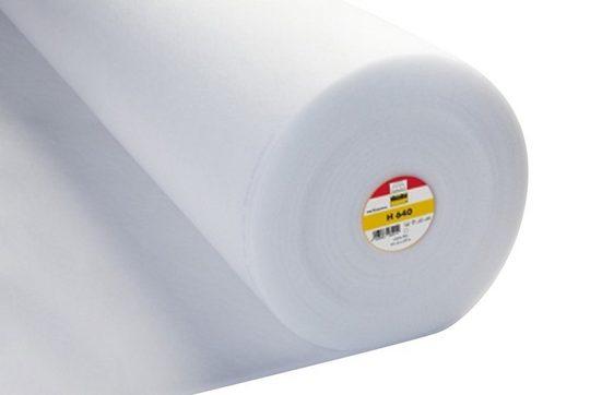 Vlieseline Vlieseline H 640 - Volumenvlies weiß 90 cm breit 131 g/qm
