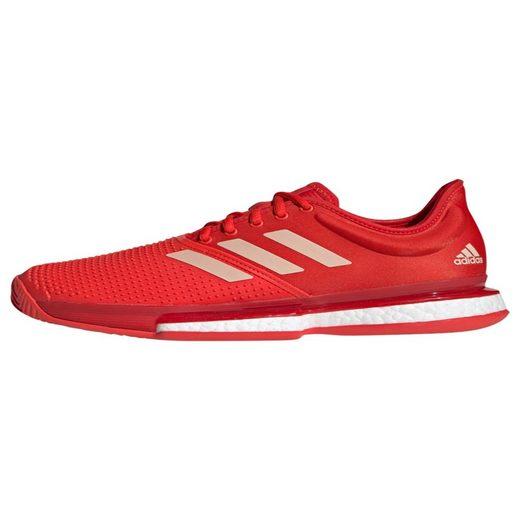 adidas Performance »SoleCourt Boost Shoes« Tennisschuh Barricade