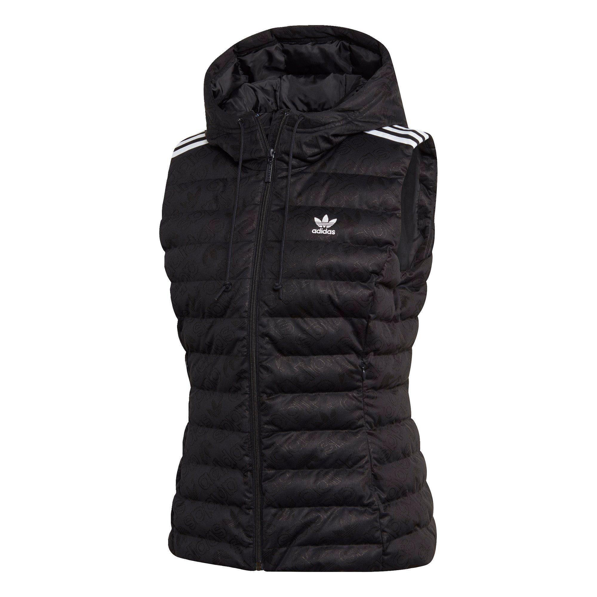Funktionsjacke KaufenOtto Slim Originals »monogram Vest« Online Adidas EH9IeWYD2