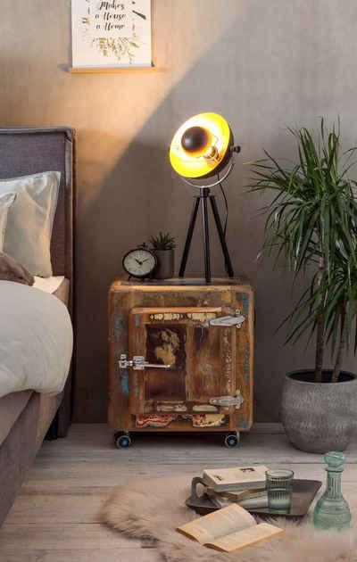 SIT Nachtkommode »Fridge«, Shabby Chic, Vintage