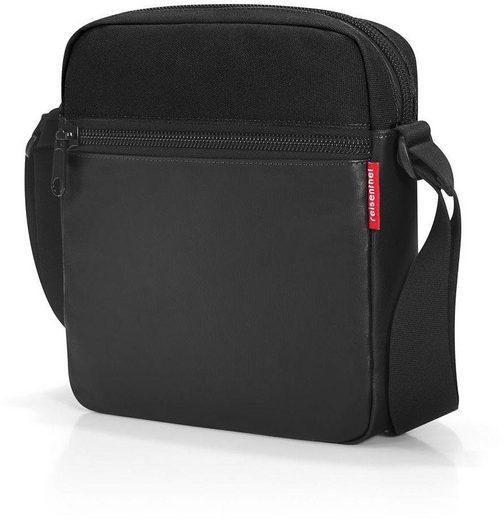 REISENTHEL® Umhängetasche »crossbag canvas black«