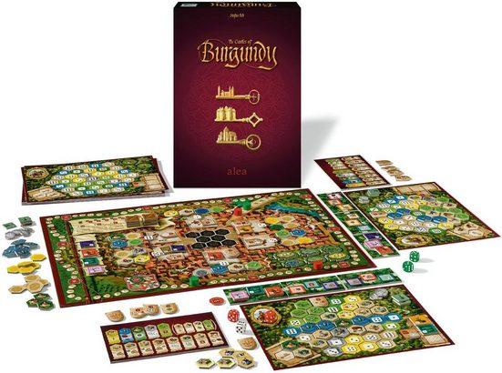 Ravensburger Spiel, »alea, The Castles of Burgundy«