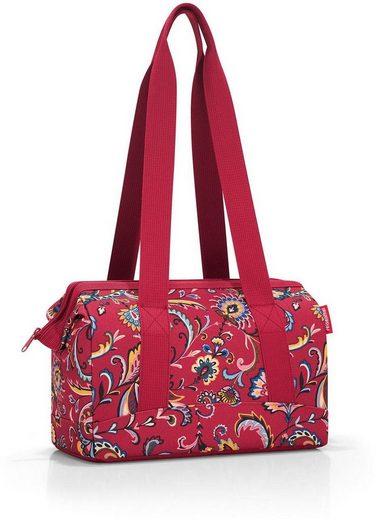 REISENTHEL® Reisetasche »allrounder S paisley ruby«