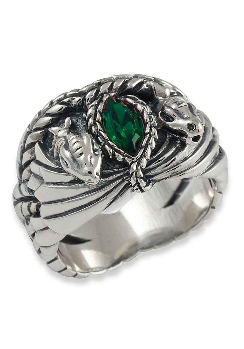 Der Herr der Ringe Fingerring »Barahir - Aragorns Ring, 10004057«, Made in Germany