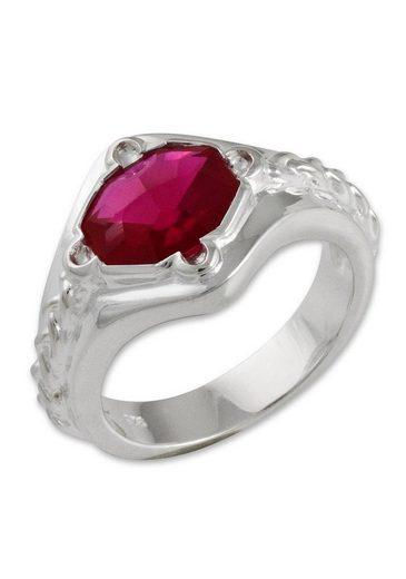 Der Herr der Ringe Fingerring »Narya - Gandalfs Ring, 10004024«, Made in Germany