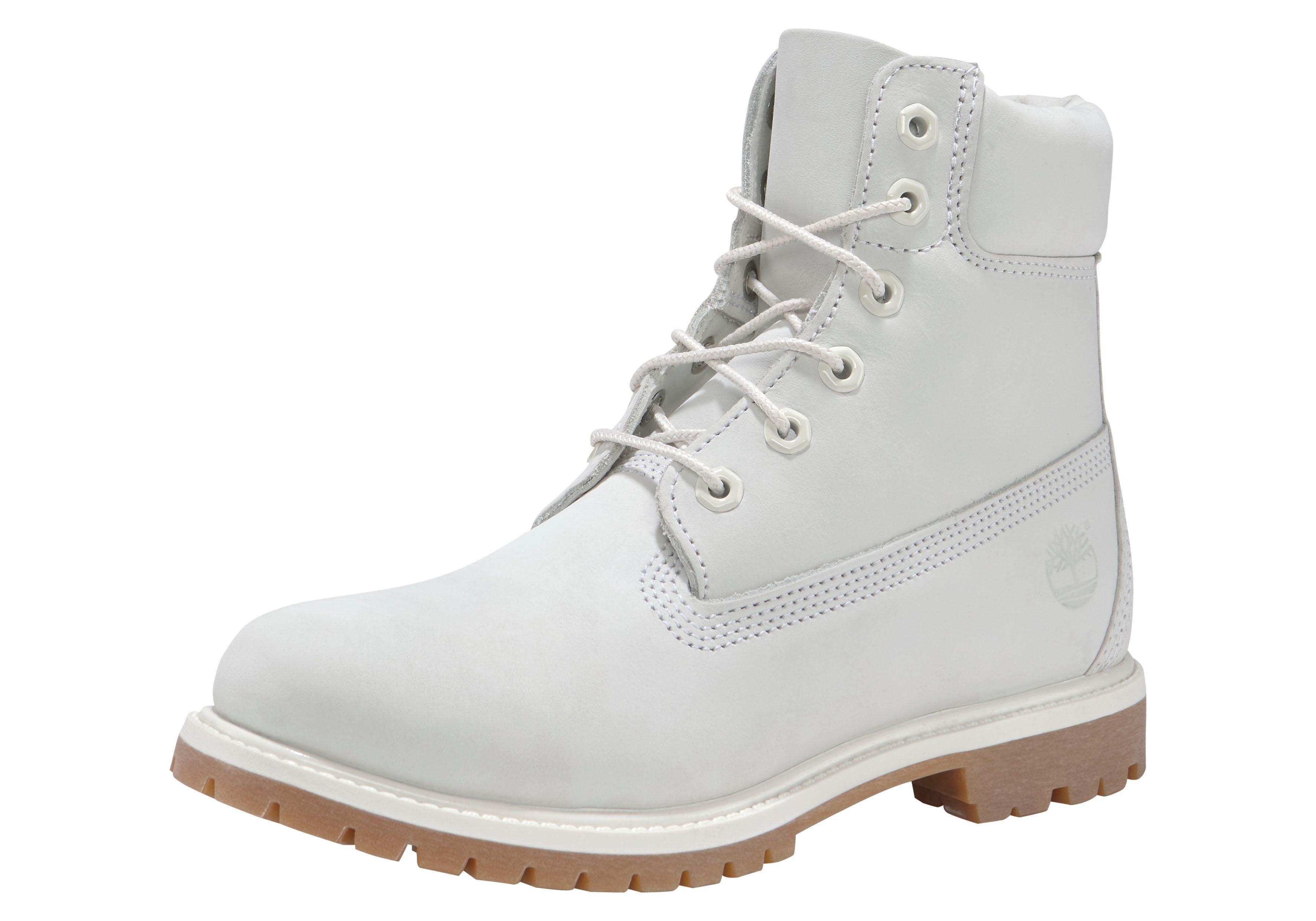 Modische weiße Stiefel für Herren von Timberland für Winter