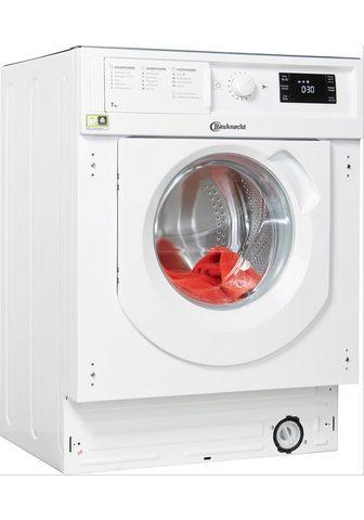 BAUKNECHT Įmontuojama skalbimo mašina BI WMBG 71...