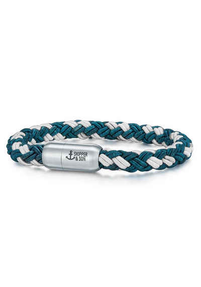 Skipper & Son Armband »Segeltau, 50180004«