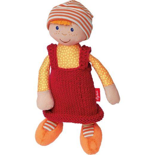 Sigikid 40931 sigidolly rot-orange - mein erste Puppe