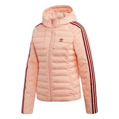 OTTO Damen adidas Originals Funktionsjacke »Slim Jacket« rot