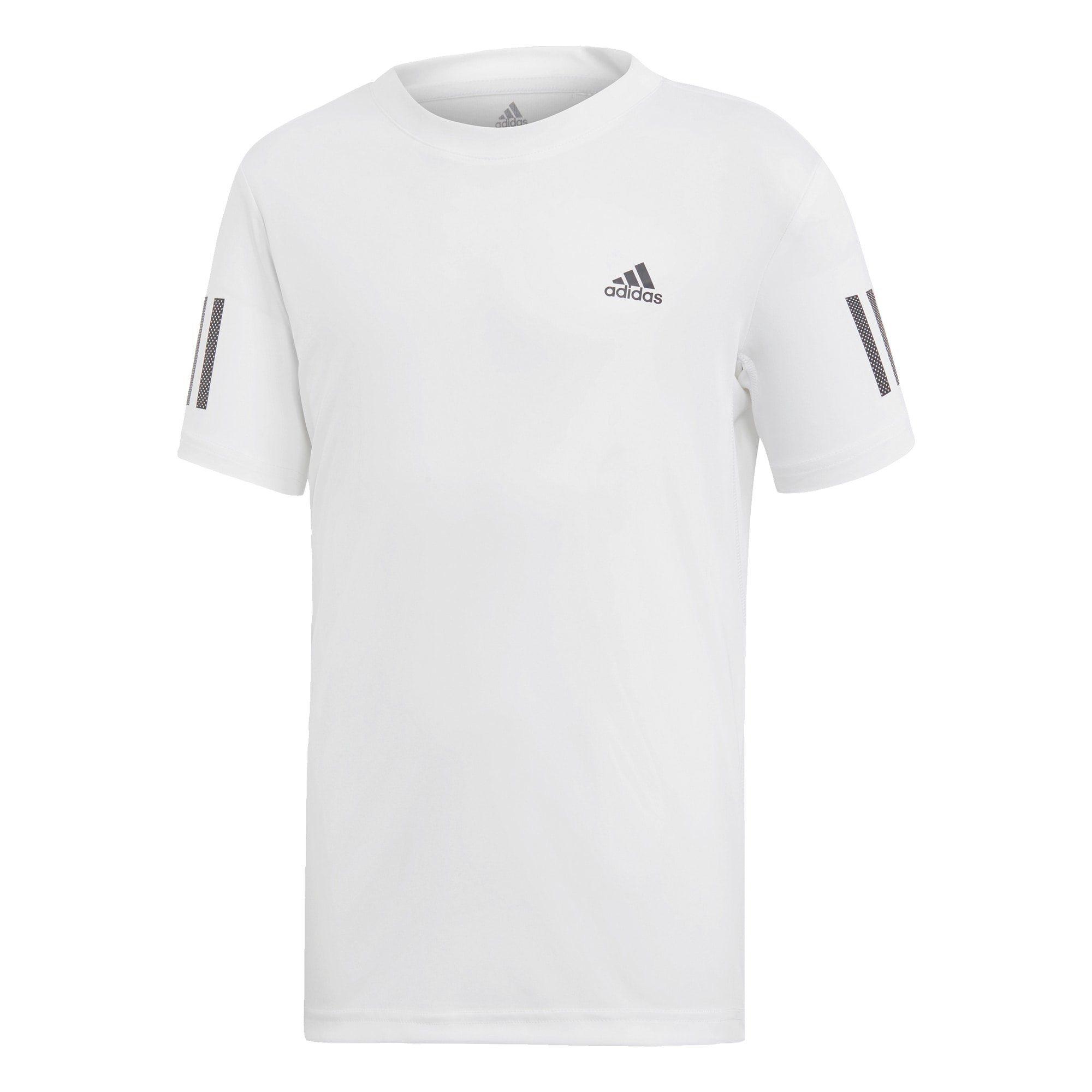 adidas Performance T Shirt »3 Streifen Club T Shirt« RDY;Clima online kaufen   OTTO
