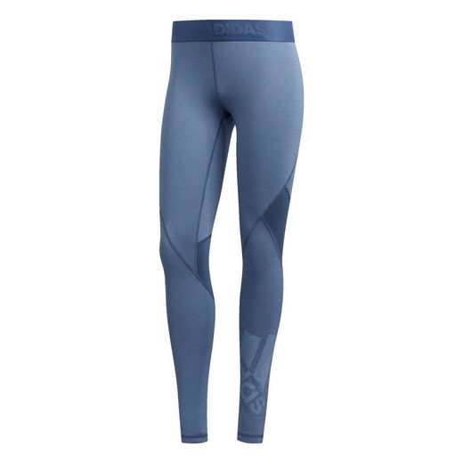 adidas Performance Funktionstights »Alphaskin Badge of Sport Tight« Clima;READY