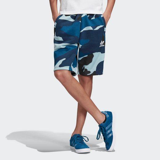 adidas Originals Shorts »Camouflage Shorts« adicolor
