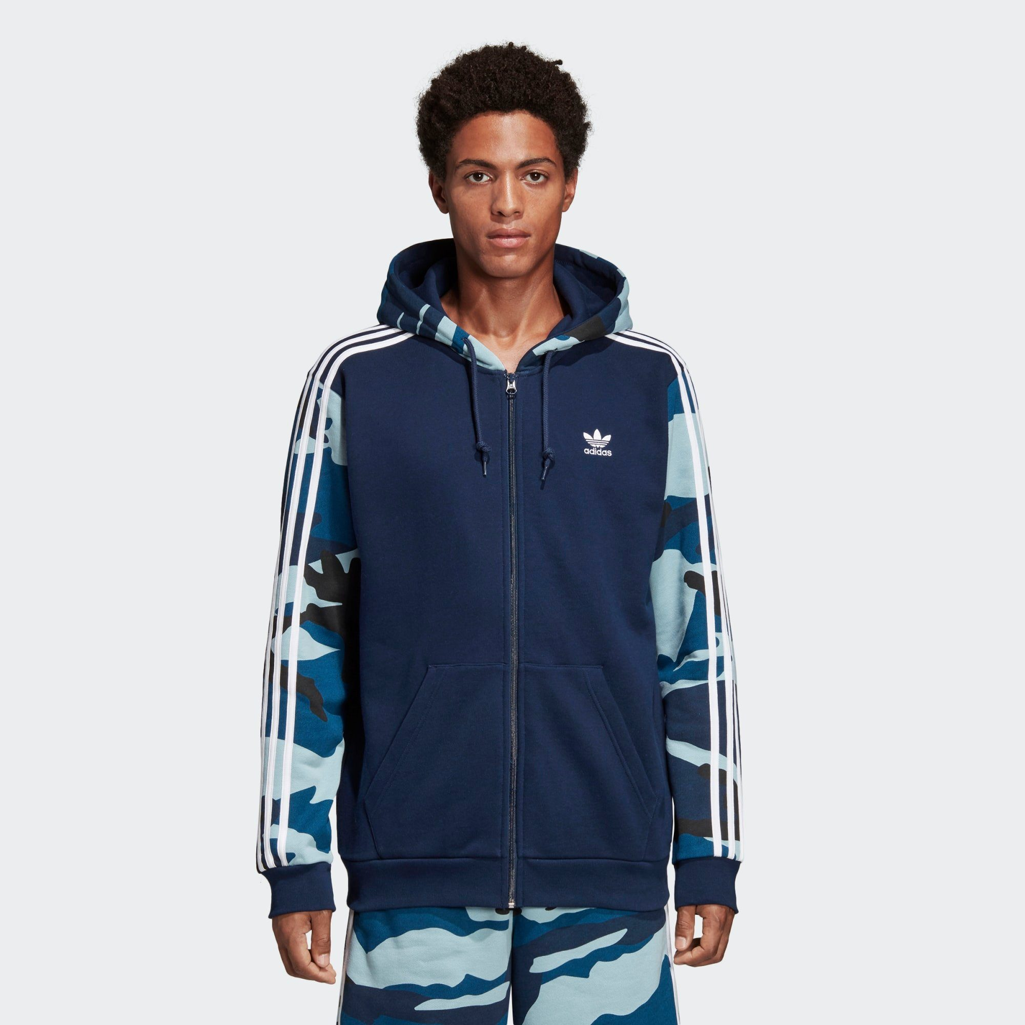 adidas Originals Sweatjacke »Camouflage Kapuzenjacke« Graphics online kaufen | OTTO