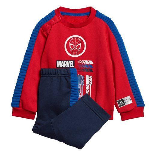 adidas Performance Trainingsanzug »Marvel Spider-Man Jogginganzug«, Disney;Marvel;Spiderman