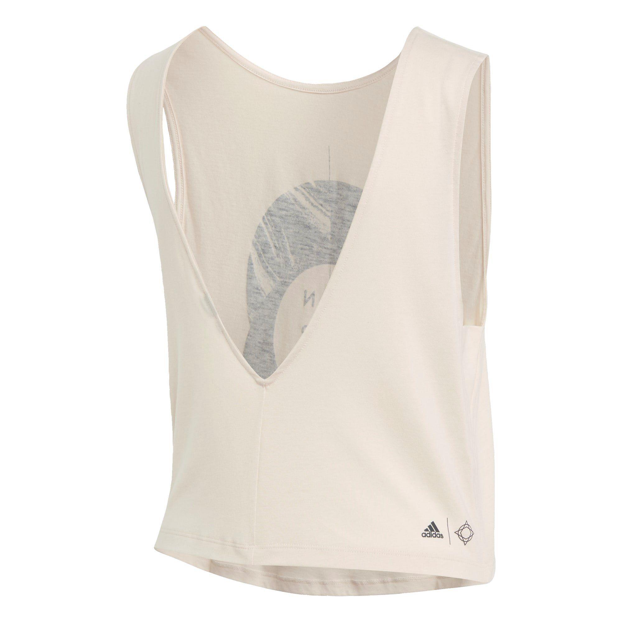 Adidas Performance Shirttop »wanderlust Graphic Tanktop« Clima;rdy Online Kaufen