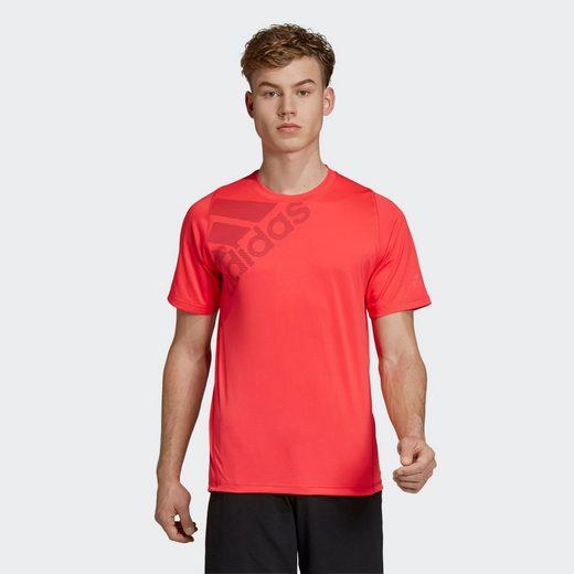 adidas Performance T-Shirt »FreeLift Badge of Sport Graphic T-Shirt« Clima