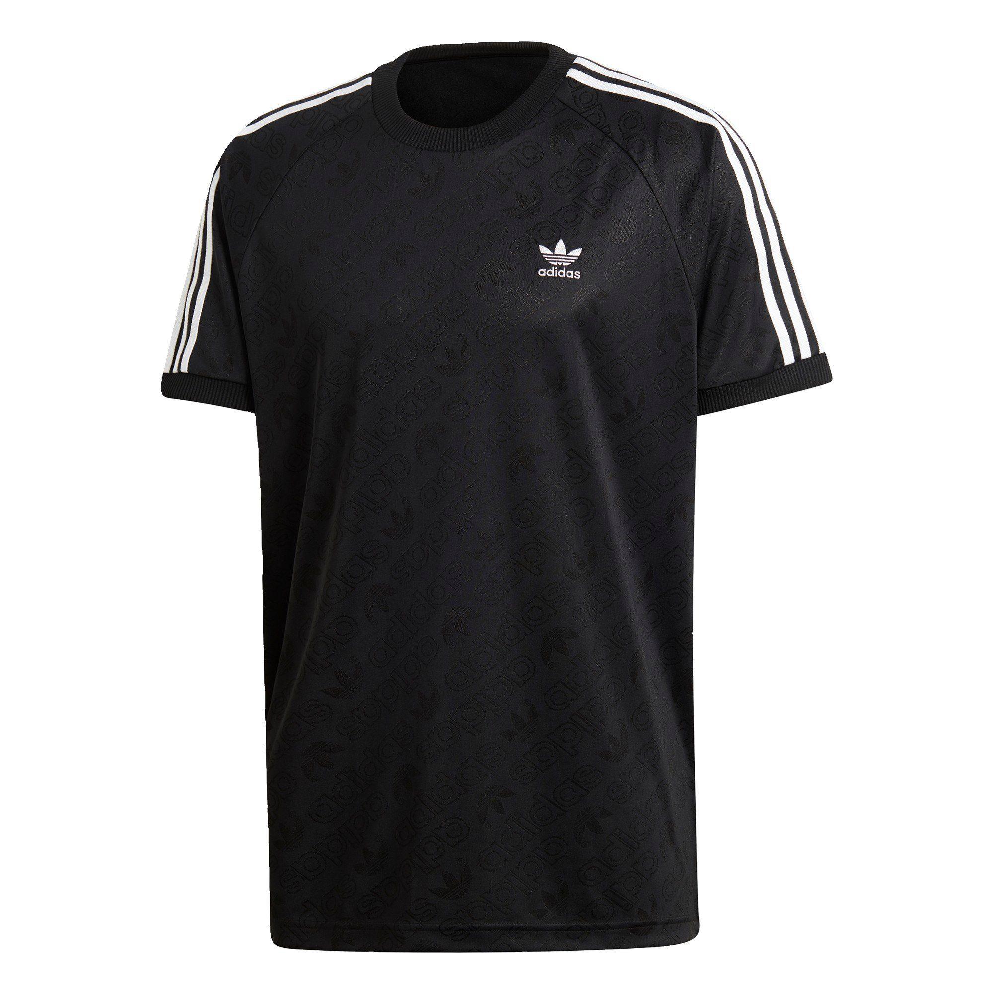 adidas Originals T Shirt »Monogram Jersey« Graphics online kaufen | OTTO