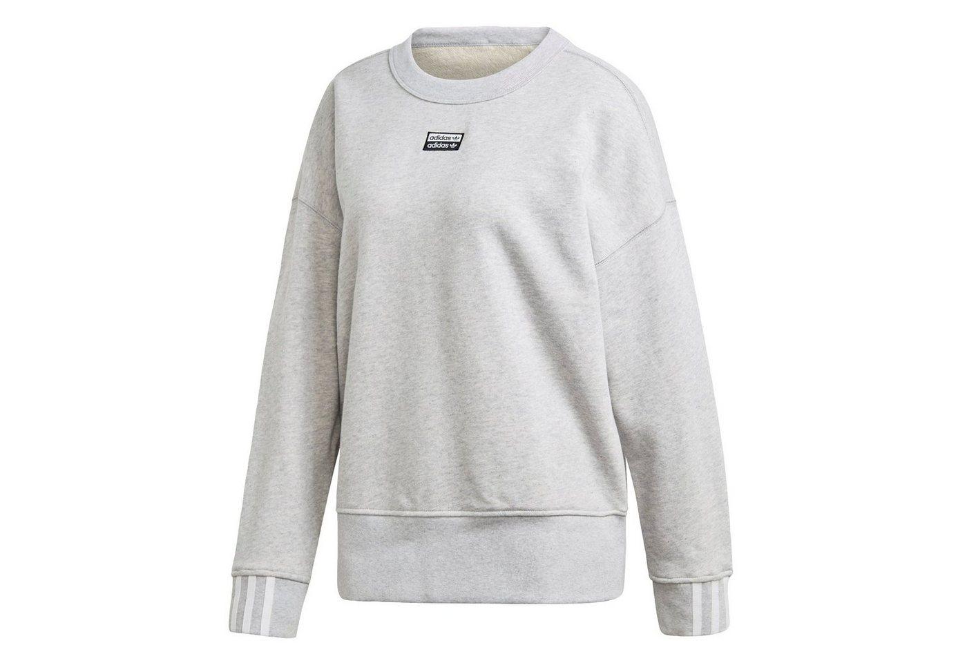 Damen adidas Originals Sweatshirt »Sweatshirt« Ryv  | 04061619374506