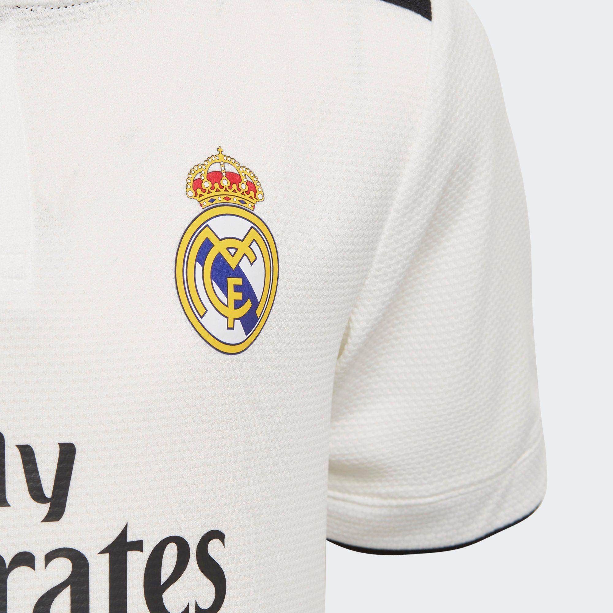 adidas Performance Sportanzug »Real Madrid«, Kurzärmelig; Bein gerade geschnitten online kaufen | OTTO