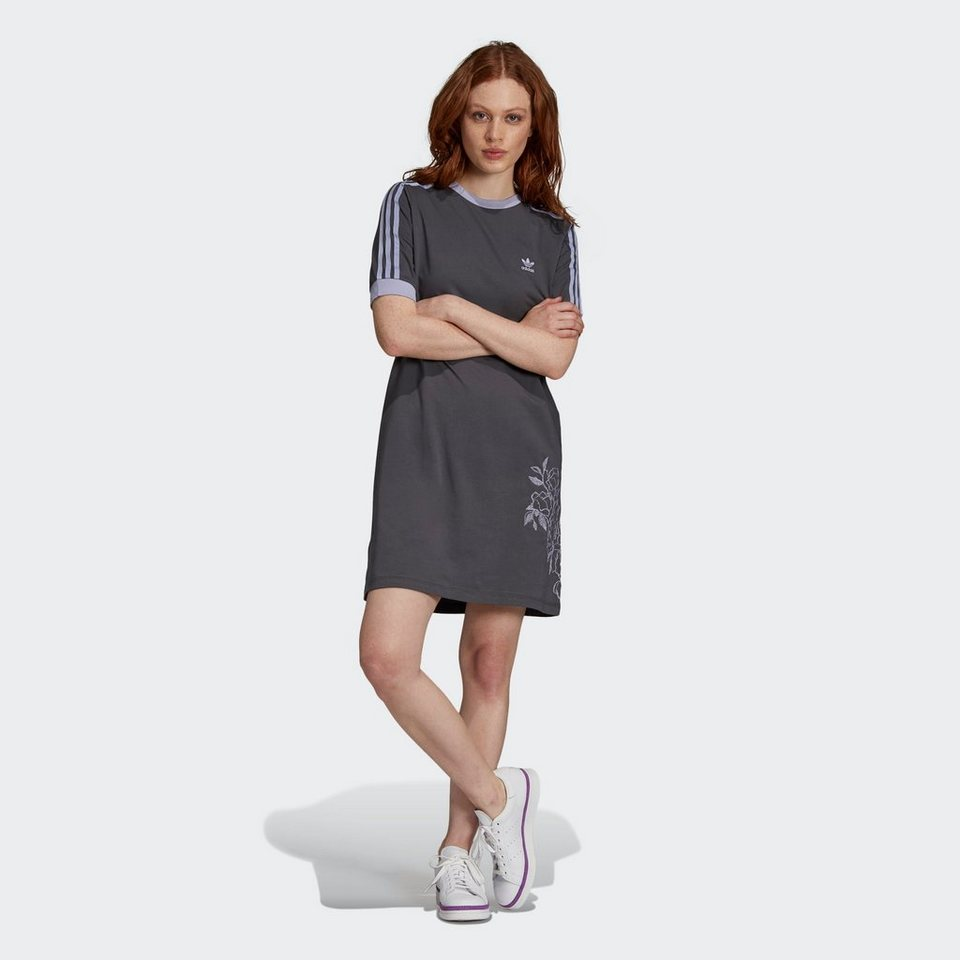 adidas originals shirtkleid »t-shirt-kleid« kaufen | otto