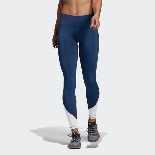 adidas Performance Funktionstights »Believe This High-Rise Elevated lange Tight« Clima