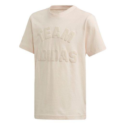 adidas Performance T-Shirt »YB ID VARSITY T« Graphics