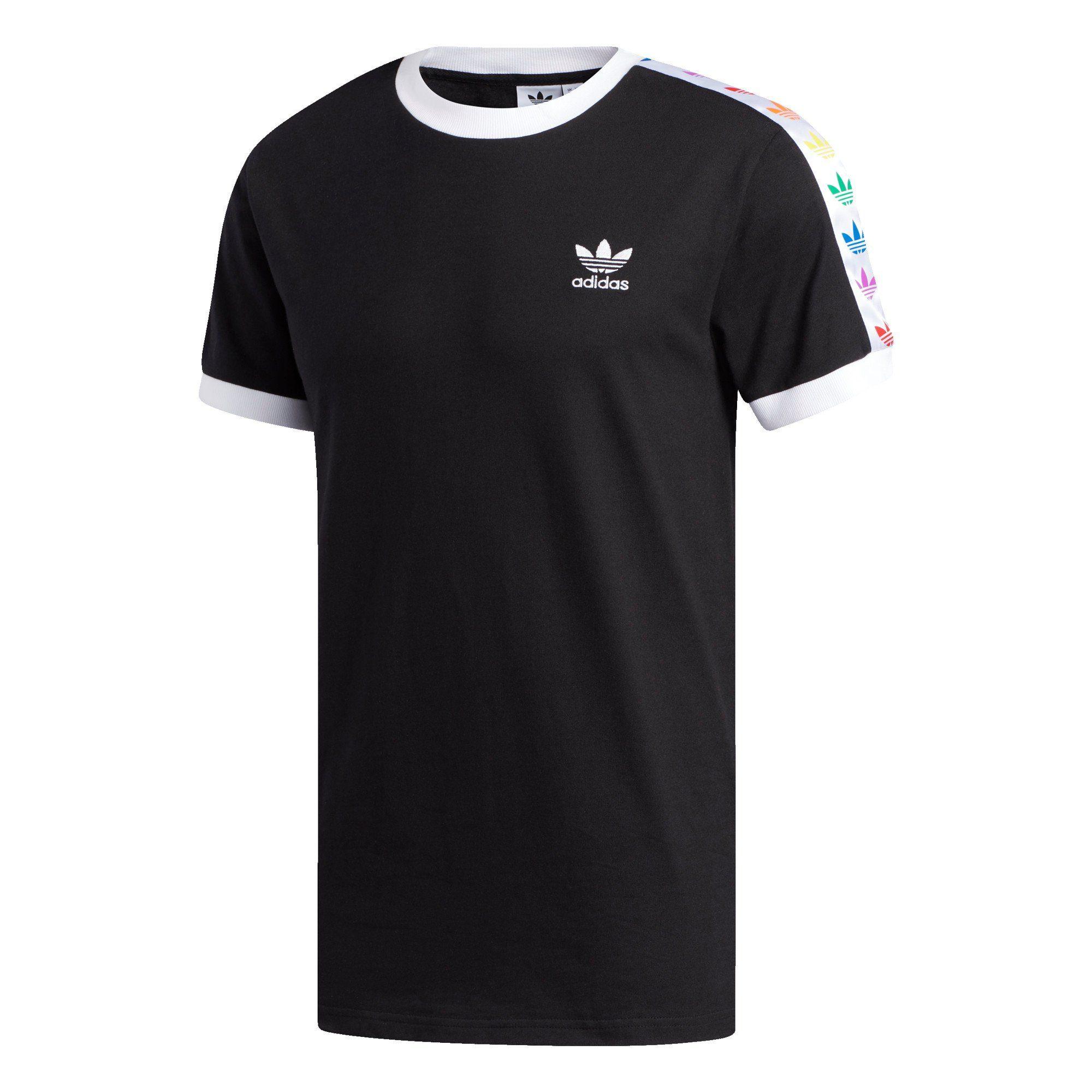 T Shirts mit Raglanärmeln im Doppelpack, Bunt