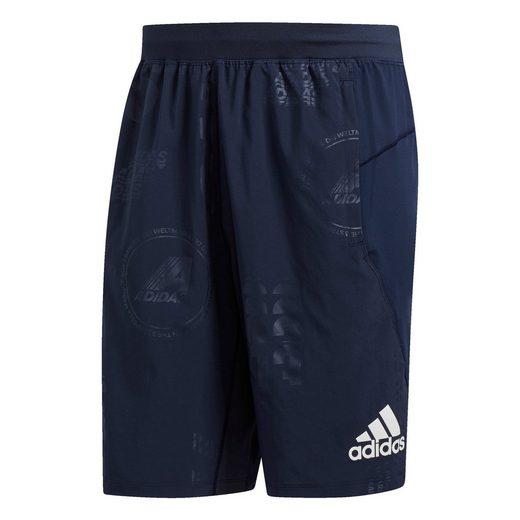 adidas Performance Shorts »4KRFT Daily Press 10-Inch Shorts« DESIGNED4TRAINING