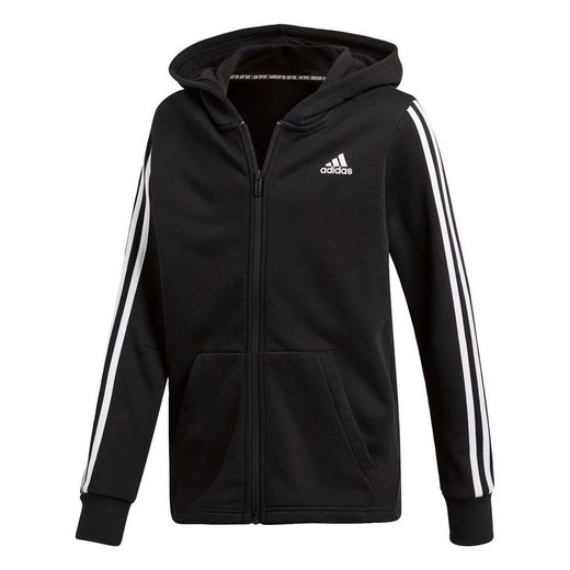 adidas Performance Sweatjacke »Must Haves 3-Streifen Jacke« Must Haves