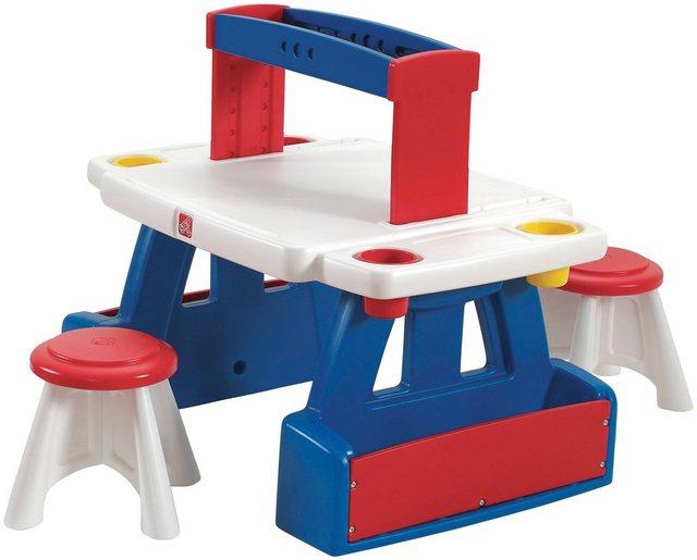 Kindertische - STEP2 Schreibtisch »Creative Projects«, für Kinder, BxLxH 99x67x81 cm  - Onlineshop OTTO