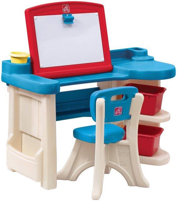 Schreibtische - STEP2 Schreibtisch »Studio Art«, für Kinder, BxLxH 97x41x91 cm  - Onlineshop OTTO