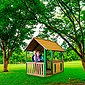 AXI Spielhaus »Forest«, BxTxH: 137x191x178 cm, Bild 2