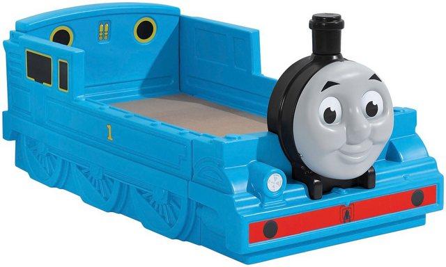Kinderbetten - STEP2 Kinderbett »Thomas the Tank Engine®«, BxLxH 85x137x75 cm »  - Onlineshop OTTO