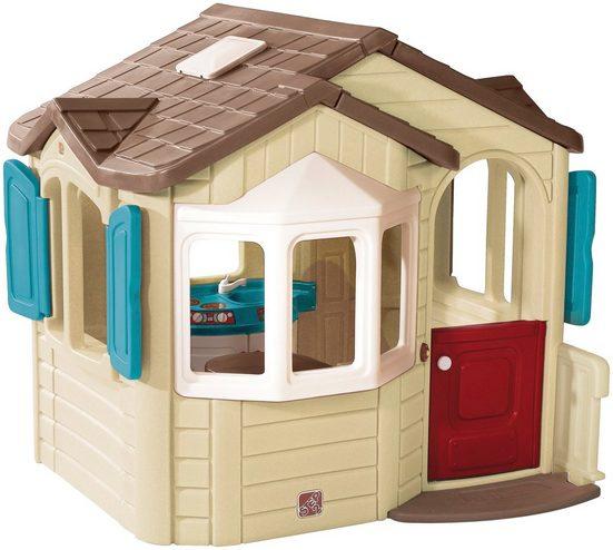 STEP2 Spielhaus »Naturally Playful«, BxTxH: 185x168x168 cm