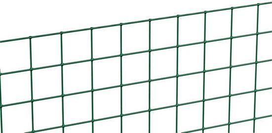 GAH ALBERTS Schweißgitter 100 cm hoch, 5 m, grün beschichtet