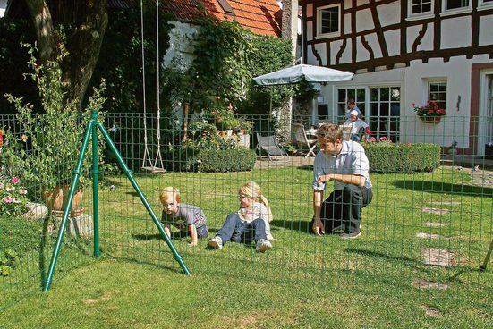 GAH ALBERTS Zaunverbinderset »Fix-Clip Pro®«, 2 seitig für Ø 6x102 cm, zum Aufschrauben
