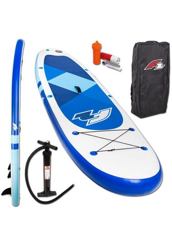 F2 Inflatable SUP-Board » Prime blue« (Ri...