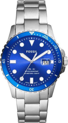 Fossil Quarzuhr »FB - 01, FS5669«