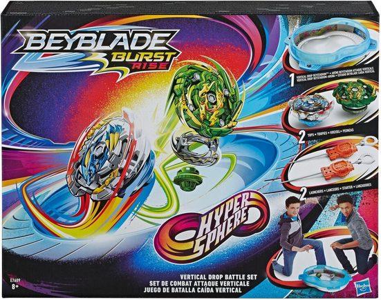 Hasbro Spieltisch »Beyblade Battleset Hypersphere Vertical«, (Set)