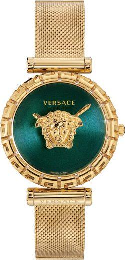 Versace Schweizer Uhr »Palazzo Empire Greca, VEDV00819«