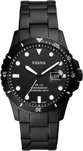 Fossil Quarzuhr »FB - 01, FS5659«