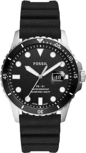Fossil Quarzuhr »FB - 01, FS5660«