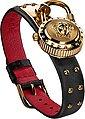 Versace Schweizer Uhr »Medusa Lock Icon, VEDW00119«, (Set, 3-tlg., mit zusätzlichem Lederband), Bild 5