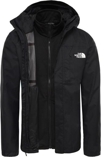 The North Face Outdoorjacke »Quest Triclimate Jacke Herren«