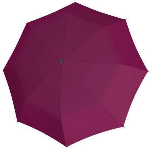 Knirps® Taschenregenschirm »A.050 Medium Manual, uni violet«