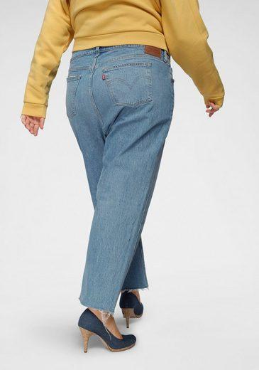 Levi's® Plus Mom-Jeans »501« High Waisted