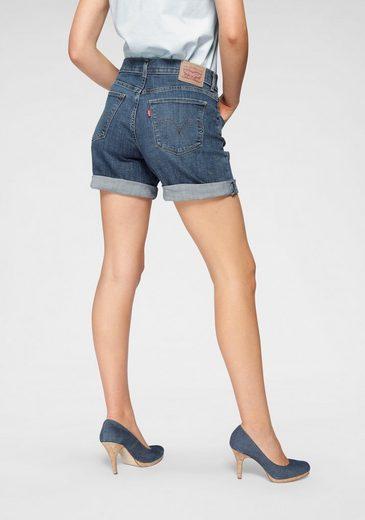 Levi's® Jeansshorts »Global Classic Short« mit Aufschlag