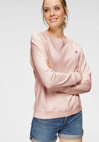 LEVI'S ® Sportinio stiliaus megztinis »Relaxe...