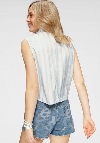 LEVI'S ® Marškiniai »ALINA TIE SHIRT«
